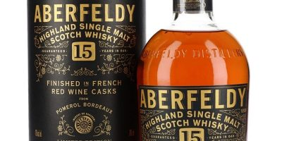Aberfeldy 15 Y.O. Bordeaux Barrel
