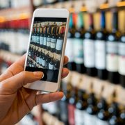 wine-shelve-phone-wine-bottles
